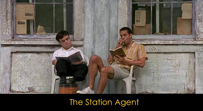Yalnızlık Temalı Filmler - The Station Agent