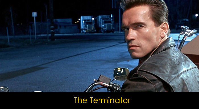 En İyi Bilimkurgu Filmleri - The Terminator