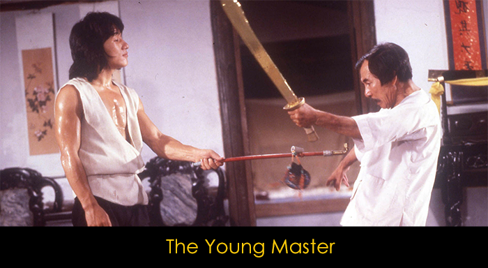 Jackie Chan Filmleri - The Young Master