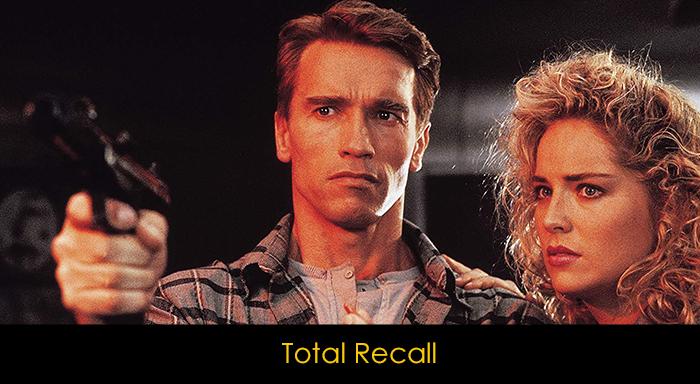 Bilim Kurgu Filmleri - Total Recall