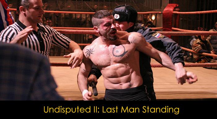 Scott Adkins Filmleri - Undisputed II: Last Man Stand