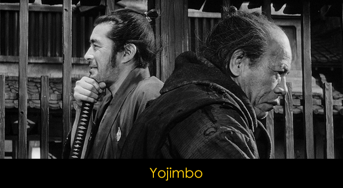Japon Filmleri - Yojimbo