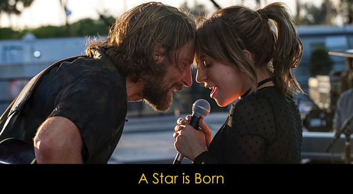 Soundtrack'leriyle Özdeşleşen Filmler - A Star is Born