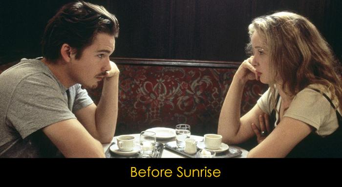 Seri Filmler - Before Sunrise
