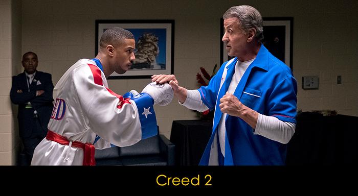 Sylvester Stallone Filmleri - Creed 2