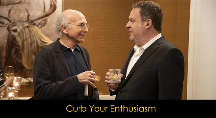 En İyi Komedi Dizileri - Curb Your Enthusiasm