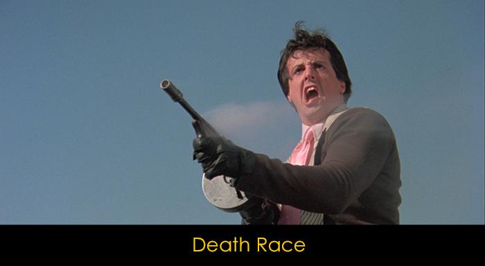 Sylvester Stallone Filmleri - Death Race
