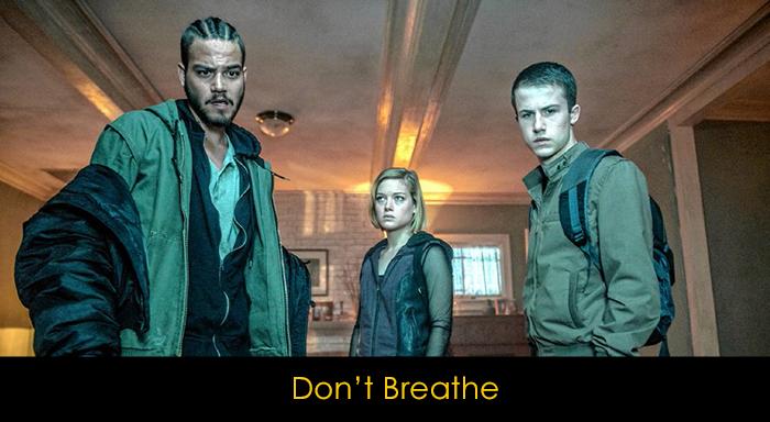 Düşük Bütçeli Filmler - Don't Breathe