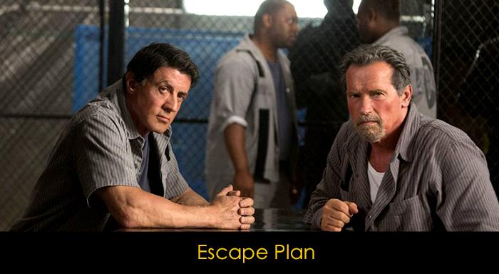 Sylvester Stallone Filmleri - Escape Plan