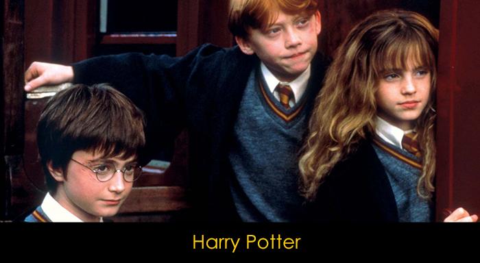 Seri Filmler - Harry Potter