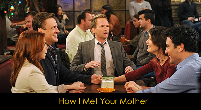 En İyi Komedi Dizileri - How I Met Your Mother