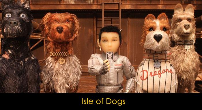 En İyi Köpek Filmleri - Isle of Dog