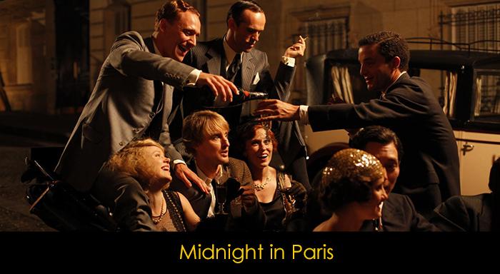 Soundtrack'leriyle Özdeşleşen Filmler - Midnight in Paris
