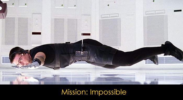 Seri Filmler - Mission Impossible