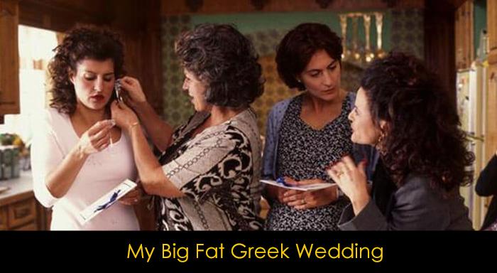 Düşük Bütçeli Filmler - My Big Fat Greek Wedding