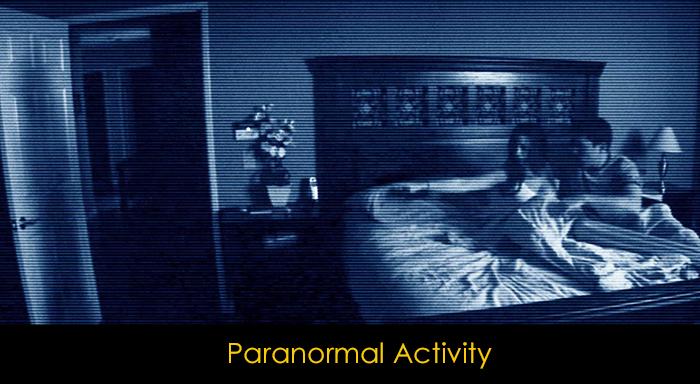 Düşük Bütçeli Filmler - Paranormal Activity