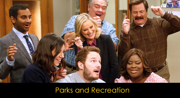 En İyi Komedi Dizileri - Parks and Recreation