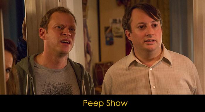 En İyi Komedi Dizileri - Peep Show