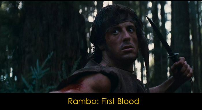 Sylvester Stallone Filmleri - Rambo: First Blood