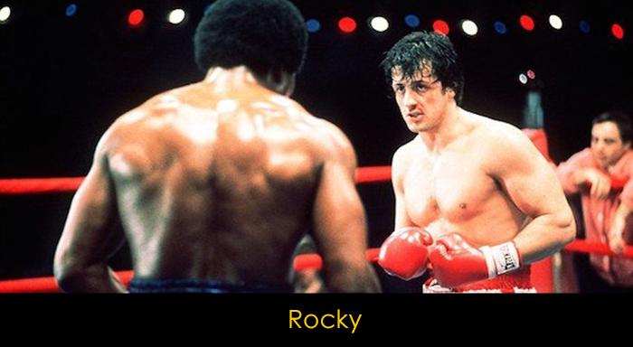 Sylvester Stallone Filmleri - Rocky