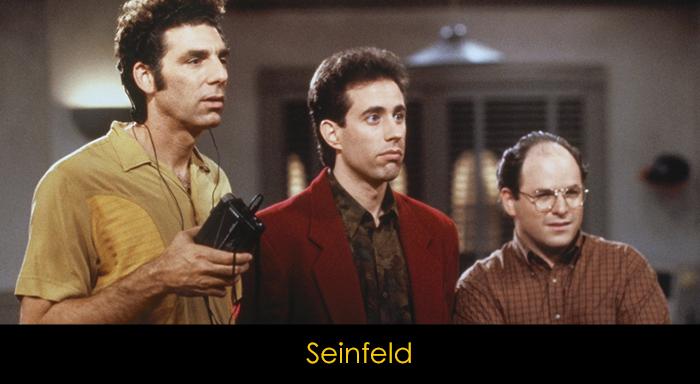 En İyi Komedi Dizileri - Seinfeld