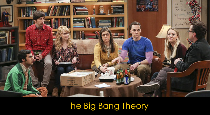 En İyi Komedi Dizileri - The Big Bang Theory