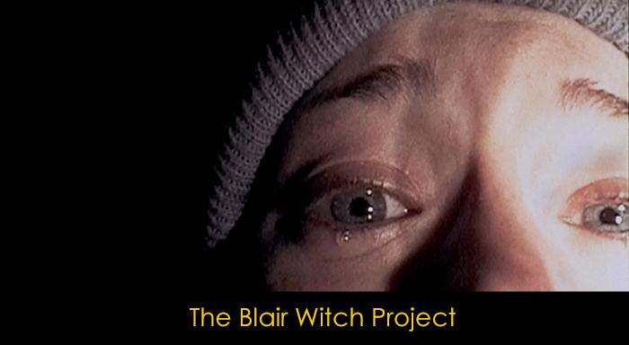 Düşük Bütçeli Filmler - The Blair Witch Project
