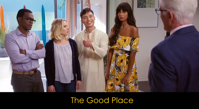 En İyi Komedi Dizileri - The Good Place