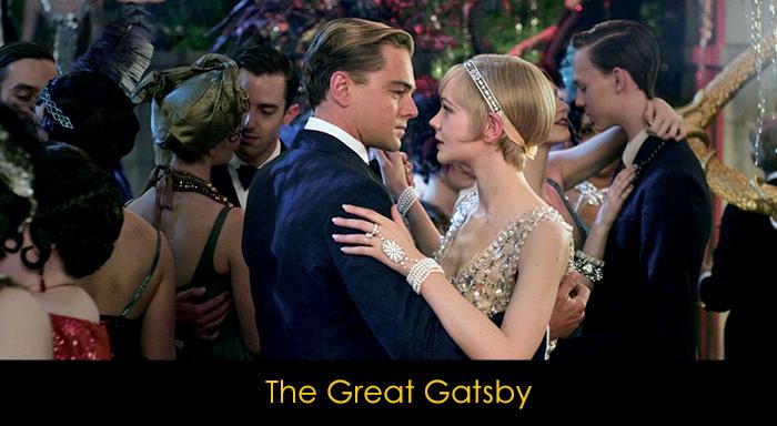 Soundtrack'leriyle Özdeşleşen Filmler - The Great Gatsby