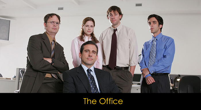 En İyi Komedi Dizileri - The Office