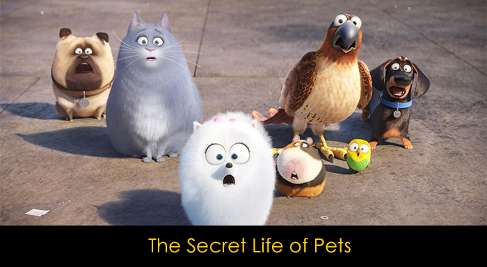 En İyi Köpek Filmleri - The Secret Life of Pets