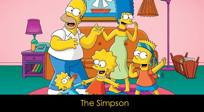 En İyi Komedi Dizileri - The Simpson