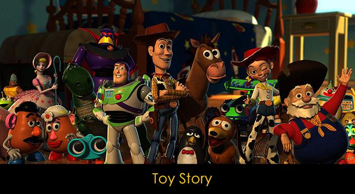Seri Filmler - Toy Story