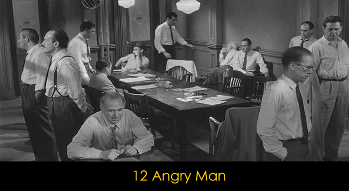 En İyi Avukat Filmleri - 12 Angry Man