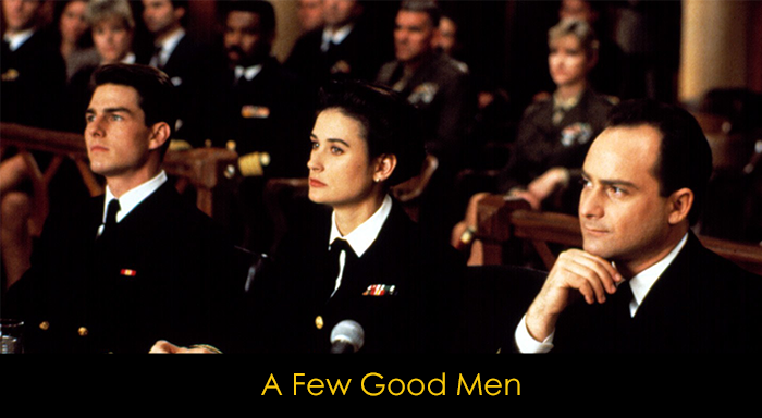 En İyi Avukat Filmleri - A Few Good Men