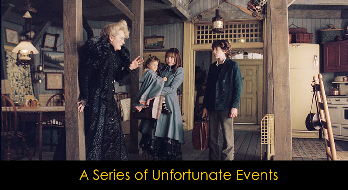 Meryl Streep Filmleri - A Series of Unfortunate Events