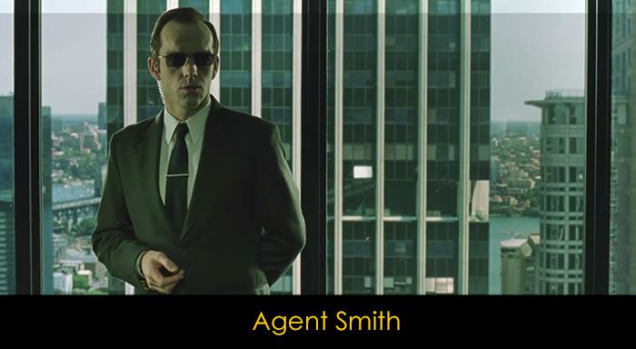 Sinemanın Kötü Adamları - Agent Smith