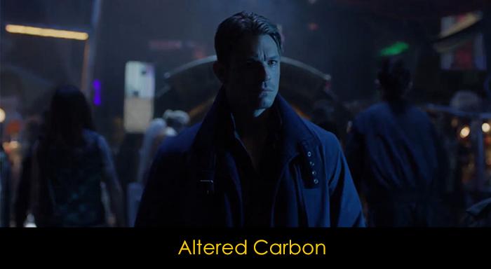 Netflix Bilim Kurgu Dizileri - Altered Carbon