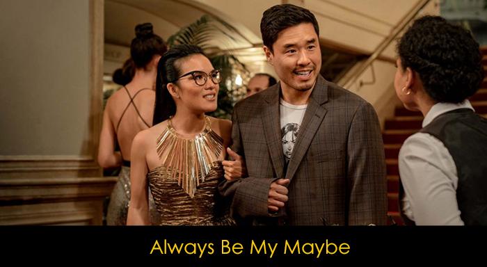 Netflix'teki En İyi Komedi Filmleri - Always Be My Maybe