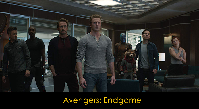 2019'un En İyi Filmleri - Avengers: Endgame