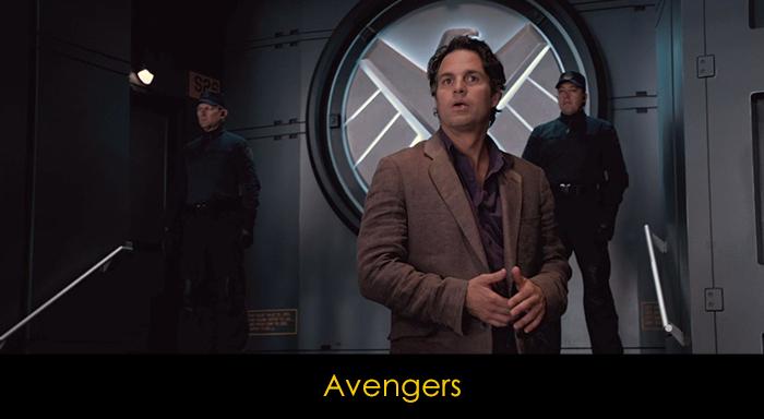 Mark Ruffalo filmleri - Avengers