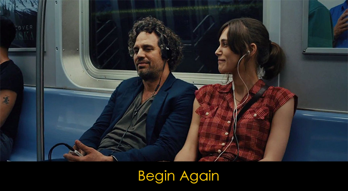 Mark Ruffalo filmleri - Begin Again