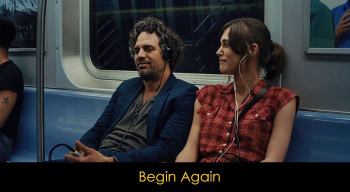 Mark Ruffalo filmleri - Begin Again