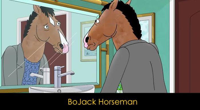 Netflix Komedi Dizileri - BoJack Horseman
