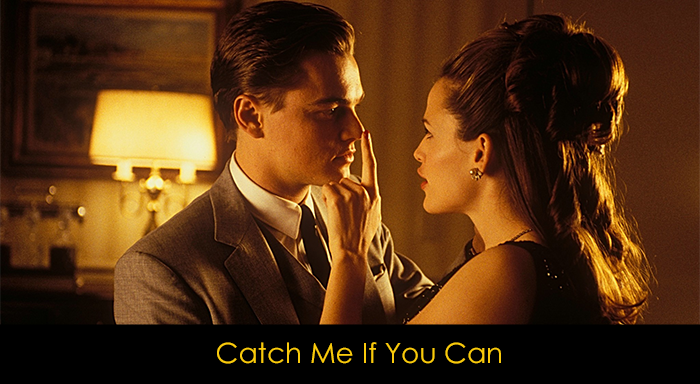 En İyi Suç Filmleri - Catch Me If You Can