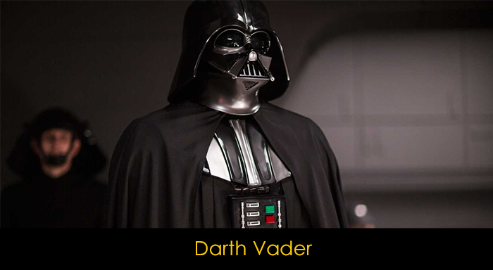 Sinemanın Kötü Adamları - Darth Vader