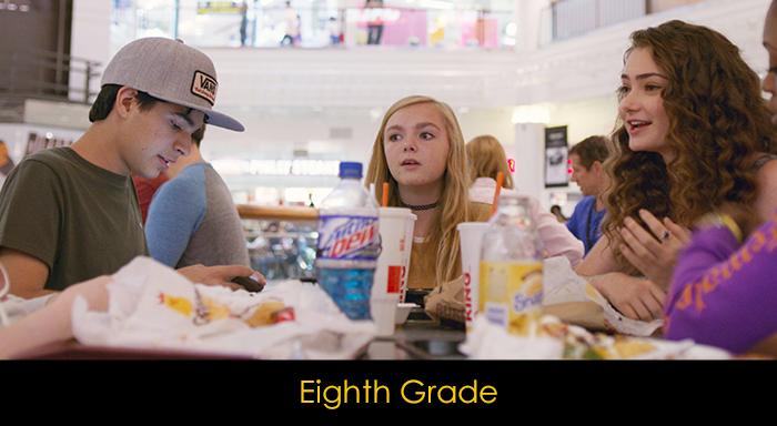 En İyi Gençlik Filmleri - Eighth Grade