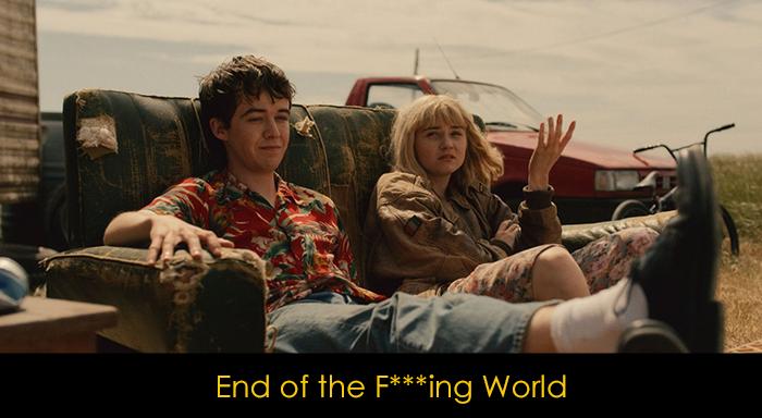 Netflix Komedi Dizileri - End of the F**ing World