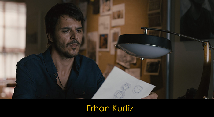 Atiye Dizisi Oyuncuları - Mehmet Günsür