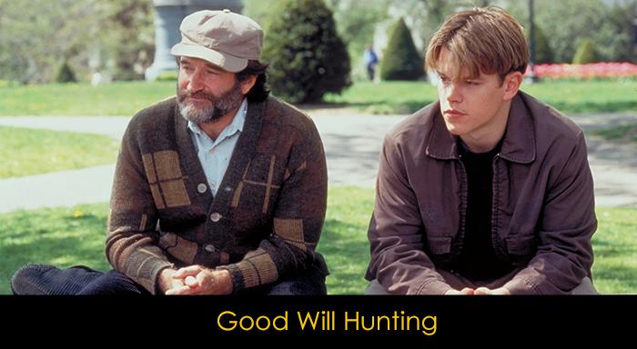 Kişisel Gelişim Filmleri - Good Will Hunting
